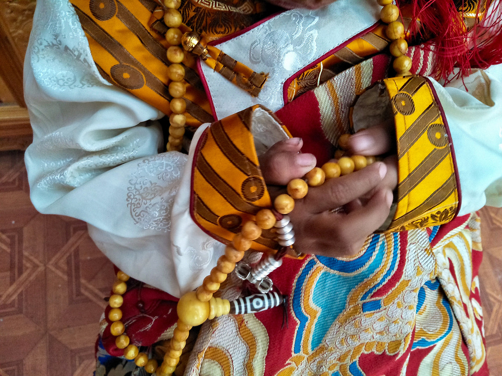 Prayer by Bumo