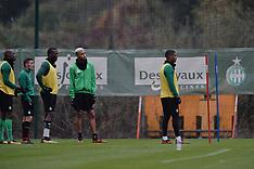 AS Saint-Etienne Training - 07 November 2017