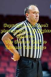 NORMAL, IL - November 30:  Steve Matuszewski during a college women's basketball game between the ISU Redbirds and the Skyhawks of UT-Martin November 30 2019 at Redbird Arena in Normal, IL. (Photo by Alan Look)