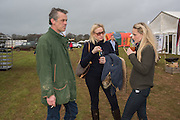 TOM MACFARLANE; MERIBETH PARKER; EMILY PRAGNELL, The Heythrop Hunt Point to Point. Cocklebarrow. 24 January 2016