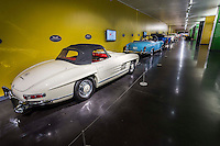 1957 Mercedes-Benz 300 SL Roadster (rear)