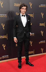 Blake Michael bei den Creative Arts Emmy Awards in Los Angeles / 100916<br /> <br /> <br /> *** at the Creative Arts Emmy Awards in Los Angeles on September 10, 2016 ***