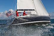 Delphia 40.3  Photo by Mike Roemer / RoemerPhoto.com