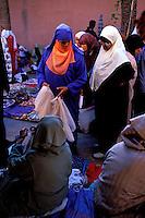 Maroc - Marrakech - Souk Marché