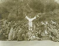 1927 Ian MacLaren as Jesus Christ in the Pilgrimage Play