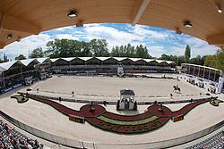 Overview arena<br /> European Championship Dressage - Rotterdam 2011<br /> © Dirk Caremans