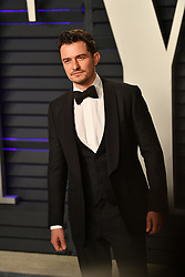 Orlando Bloom attending the 2019 Vanity Fair Oscar Party hosted by editor Radhika Jones held at the Wallis Annenberg Center for the Performing Arts on February 24, 2019 in Los Angeles, CA, USA. Photo by David Niviere/ABACAPRESS.COM