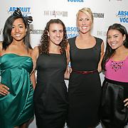 (L to R)  Amaya Henry, Leah Schwartz, Alison Love and Elizabeth Rowan