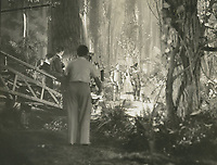 1938 Filming the Wizard of Oz at MGM Studios
