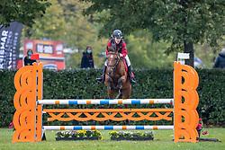 Beelen Nel, BEL, Topeline-V<br /> Nationaal Kampioenschap LRV Ponies <br /> Lummen 2020<br /> © Hippo Foto - Dirk Caremans<br /> 27/09/2020
