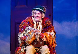 The Magic Flute <br /> Music by Mozart <br /> Welsh National Opera, Wales Millennium Centre, Cardiff, Wales, Great Britain <br /> 13th February 2019 <br /> Directed by Dominic Cooke <br /> <br /> <br /> <br /> Mark Stone as Papageno<br /> <br /> Photograph by Elliott Franks