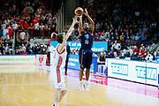 DESCRIZIONE : Varese Lega A 2013-14 Cimberio Varese Acea Virtus Roma<br /> GIOCATORE : Jordan Taylor<br /> CATEGORIA : Tiro Three Points<br /> SQUADRA : Acea Virtus Roma<br /> EVENTO : Campionato Lega A 2013-2014<br /> GARA : Cimberio Varese Acea Virtus Roma<br /> DATA : 12/01/2014<br /> SPORT : Pallacanestro <br /> AUTORE : Agenzia Ciamillo-Castoria/G.Cottini<br /> Galleria : Lega Basket A 2013-2014  <br /> Fotonotizia : Varese Lega A 2013-14 Cimberio Varese Acea Virtus Roma<br /> Predefinita :