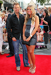 Pat Sharp  arriving for the premiere of Keith Lemon The Film in London, Monday, 20th August 2012. Photo by: Stephen Lock / i-Images