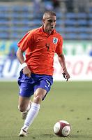 Fotball<br /> U20 Ghana v Nederland<br /> Foto: Dppi/Digitalsport<br /> NORWAY ONLY<br /> <br /> FOOTBALL - UNDER 20 - INTERNATIONAL TOULON FESTIVAL - 01/06/2007 - GHANA v NETHERLANDS - JEN JANSE (NET)