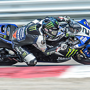 August 4, 2013 - Tooele, UT - Josh Herrin competes in Superbike Race 2 at Miller Motorsports Park. Herrin finished in the second position.
