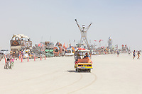 DMV line. My Burning Man 2019 Photos:<br />