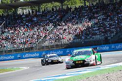 May 6, 2018 - Motorsports: DTM race Hockenheimring, Saison 2018 - 1. Event Hockenheimring, GER, Nico Müller (SUI, Audi Sport Team Abt  (Credit Image: © Hoch Zwei via ZUMA Wire)