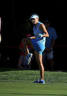 29 MAR15 Lexi Thompson on 17 during Sunday's Final Round of The KIA Classic at Aviara Golf Club in LaCosta, California. (photo credit : kenneth e. dennis/kendennisphoto.com)
