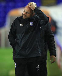 Birmingham City's caretaker Lee Carsley
