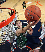 CHARLOTTESVILLE, VA- NOVEMBER 26:  Alec Brown #21 of the Green Bay Phoenix shoots the ball during the game on November 26, 2011 at the John Paul Jones Arena in Charlottesville, Virginia. Virginia defeated Green Bay 68-42. (Photo by Andrew Shurtleff/Getty Images) *** Local Caption *** Alec Brown