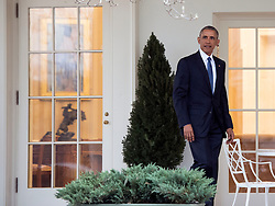 President Barack Obama leaves the Oval Office for the last time as President, in Washington, D.C. on January 20, 2017. Later today President-Elect Donald Trump will be sworn-in as the 45th President. Photo by Kevin Dietsch/UPI
