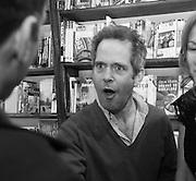 TOM HOLLANDER; ALLIE ESIRI,, Allie Esiri's The Love Book launch party , Daunt Books <br /> 83 Marylebone High Street, London. 5 February 2014