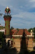 Comillas. El Capricho de Gaudi