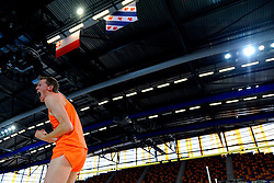 14-02-2009 ATLETIEK: NK INDOOR: APELDOORN<br /> Martijn Nuijens wordt met een sprong van 2.24 m hoog Nederlands kampioen en plaatst zich voor het EK Indoor<br /> ©2008-WWW.FOTOHOOGENDOORN.NL