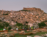 View over the ancient city of Mardin.