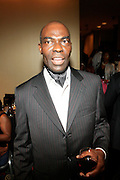 Aziz Gueye Adetimirin at The Network Journal 40 under Forty 2008 Achievement Awards held at the Crowne Plaza Hotel on June 12, 2008