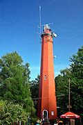 Latarnia morska na Helu<br /> Lighthouse on Hel