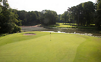 VLEUTEN - Hole 7 van Golfclub De Haar. par 3 . COPYRIGHT KOEN SUYK