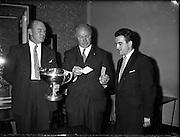 Hurling Team Contest<br /> 19.08.1961