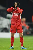 Fotball<br /> Tyskland<br /> 20.10.2010<br /> Foto: Witters/Digitalsport<br /> NORWAY ONLY<br /> <br /> Etey Shechter (Hapoel)<br /> <br /> Champions League, Gruppenphase, FC Schalke 04 - Hapoel Tel Aviv 3:1