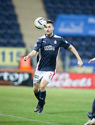 Falkirk's Kieran Duffie.<br /> Falkirk 1 v 0 Cowdenbeath, William Hill Scottish Cup game played 29/11/2014 at The Falkirk Stadium.