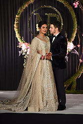 Nick Jonas and Priyanka Chopra are seen having another marriage ceremony in Delhi, India. 04 Dec 2018 Pictured: Nick Jonas and Priyanka Chopra are seen having another marriage ceremony in Delhi, India. Photo credit: Varinder chawla / MEGA TheMegaAgency.com +1 888 505 6342