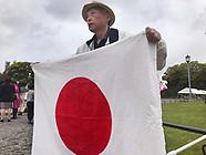 Japan's Emperor Akihito abdicates throne