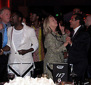 """Will-i-am, Los Angeles Mayor Antonio Villaraigosa and Hillary Clinton..Bill Clinton's 65th Birthday Gala Featuring Stevie Nicks and The Clinton Foundation's """"A Decade Of Difference"""" Gala..Hollywood Palladium..Hollywood, CA, USA..Friday October 14, 2011..Photo ByCelebrityVibe.com..To license this image please call (323) 325-4035; or Email:CelebrityVibe@gmail.com ;.website: www.CelebrityVibe.com .**EXCLUSIVE**."""