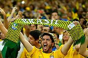 Rio de Janeiro_RJ, Brazil.<br /> <br /> Copa das Confederacoes 2013. Final da Copa das Confederacoes no estadio do Maracana, com Brasil x Espanha.<br /> <br /> The 2013 FIFA Confederations Cup. The last game of the Confederations Cup in the Maracana stadium with Brazil x Spain.<br /> <br /> Fotos: BRUNO MAGALHAES / NITRO