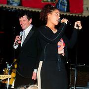 52ste verjaardag van Herman Brood, Herman en dochter zingen een duet