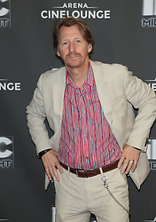 May 25, 2018 - Los Angeles, California, USA - 5/24/18.Lew Temple at the premiere of ''Feral'' held at the Arena Cinelounge in Hollywood..(Los Angeles, CA) (Credit Image: © Starmax/Newscom via ZUMA Press)