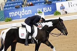 Goldman Laura (USA) - Carlingford JD<br /> Alltech FEI World Equestrian Games <br /> Lexington - Kentucky 2010<br /> © Hippo Foto - Leanjo de Koster