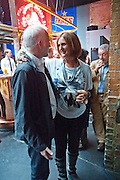 MOURAD MAZOUZ; ARCHDUCHESS Francesca von Habsburg , The Launch of Food for thought, Thought for Food, The Creative Universe of El Bulli's Ferran Adria. Edited by Richard Hamilton and Vincente Todoli. The double Club, 7 Torrens st. London EC1. 22 June 2009