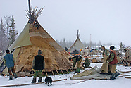 Russia - Komi reindeer herders