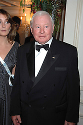 SIR DONALD GOSLING at the Boodles Big Bash in support of The Outward Bound Trust held at The Hilton, Park Lane, London on 22nd February 2007.<br /><br />NON EXCLUSIVE - WORLD RIGHTS