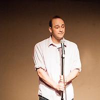 Josh Gondelman as Todd Barry - Schtick or Treat 2012 - November 4, 2012 - Littlefield