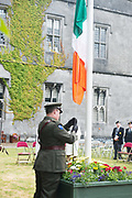 08/07/2018  repro  free:  The National Day of Commemoration Ceremony at NUI Galway in honour of all those Irishmenand Irish Women whooped in pastors or on Service with the UN.Photo:Andrew Downes, XPOSURE