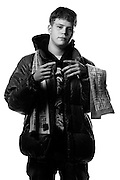 Portrait of Yung Lean taken backstage during Sónar Music Festival in Reykjavík, Iceland on February 14, 2015. Copyright © 2015. Matthew Eisman. All Rights Reserved