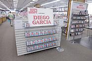 Diego JR CD Signing
