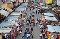 Chine, Hong Kong, Kowloon, Mongkok, Sai Yeung Choi Street South // China, Hong Kong, Kowloon, Mongkok, Sai Yeung Choi Street South
